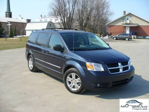 Essai routier complet: Chrysler Town & Country et Dodge Grand Caravan 2008