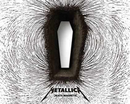 Metallica de retour avec son neuvième album Death Magnetic (critique du cd)