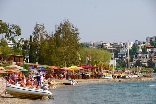 Vacances : Bitez est une des plus belles baies de la péninsule