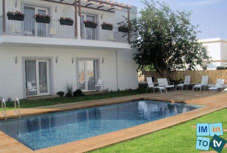 Vente Hôtel à Ortakent-Bodrum situé à 100m des plus belles plages de la péninsule…