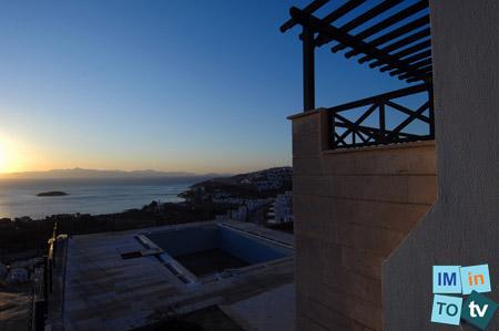 Biens nouveaux – Villa – Bodrum vue mer piscine