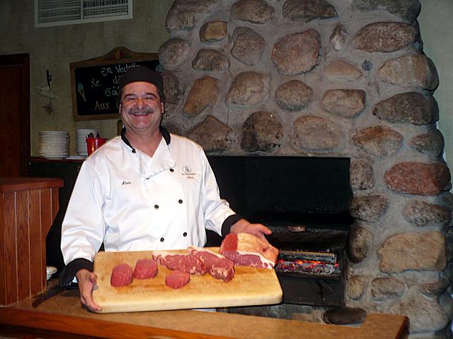 Restaurant Steakhouse «La Chaumière», un des meilleurs steakhouse au Québec !