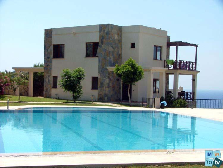 Immobilier et seconde résidence en Turquie, achat de villa, appartement, studio, immeuble, propriété,….