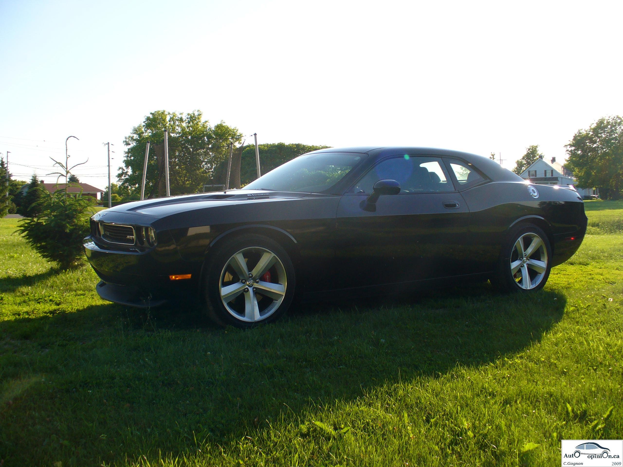 Essai routier complet: Dodge Challenger 2009