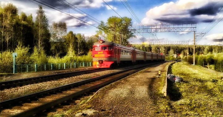 Les avantages du voyage en train