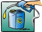 La consommation de carburant en baisse