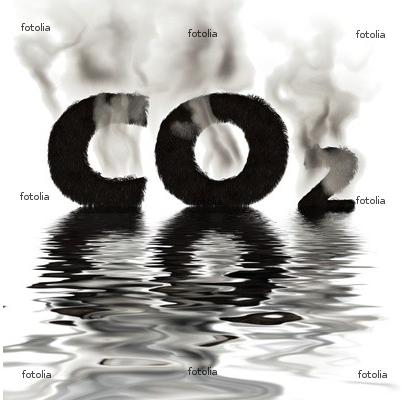 La pollution automobile CO2