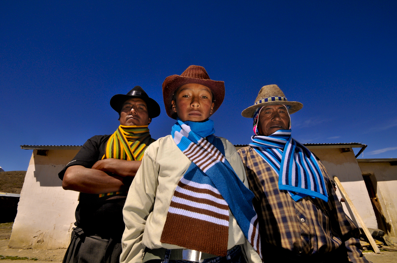 Mode ethnique en alpaga Amérique du sud – Las Gringas