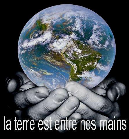 La beauté de la future Terre