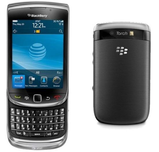 Statistique de Blackberry Curve 8900