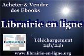 Librairie en ligne le ebook français