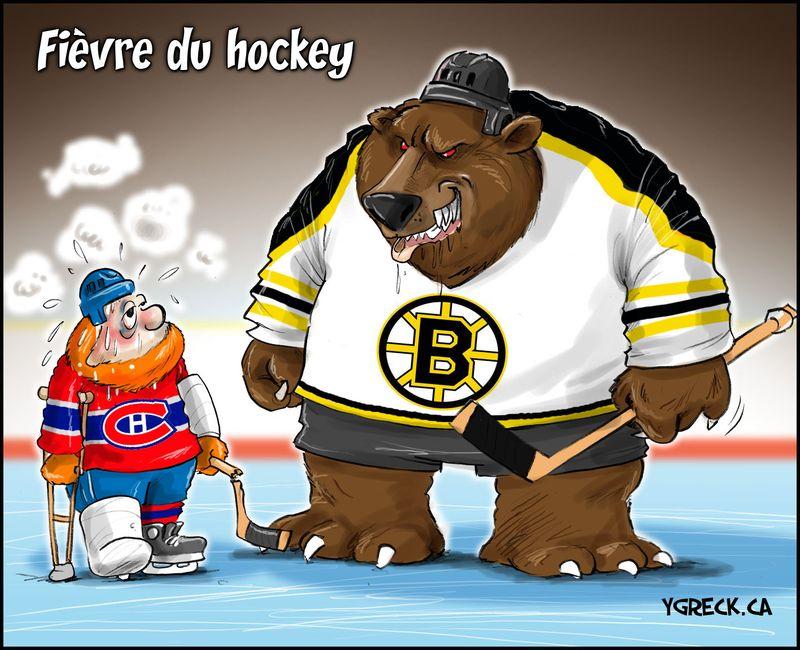 Hockey, Chara et Pacioretty : Tout est question de Conscience, de perception et… de priorité !