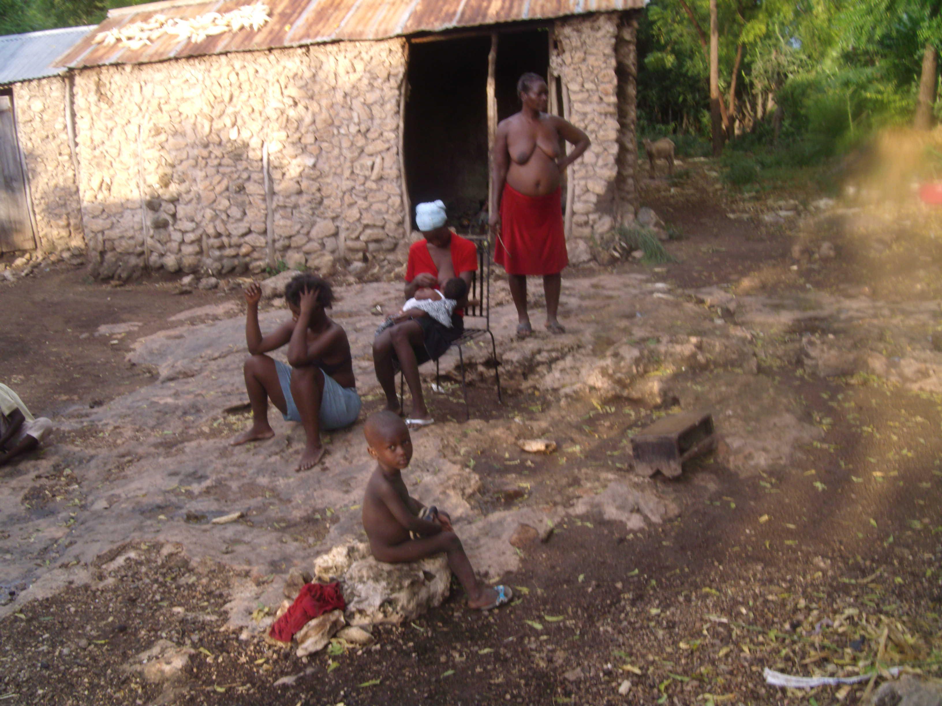 La situation des paysans de Mahou commune des Verrettes.