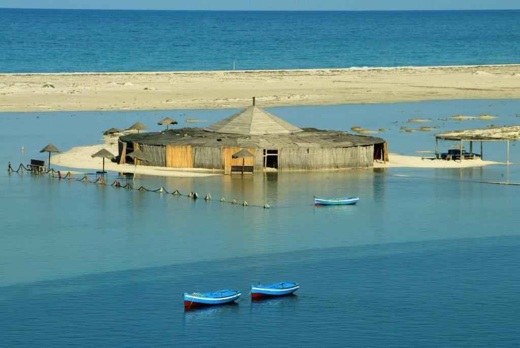 Djerba l'île du soleil en méditerranée une des meilleures destination touristique et résidentielle