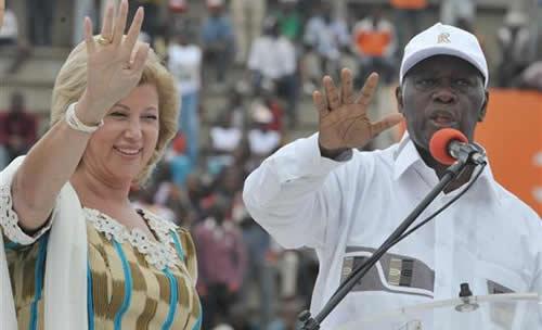 Dominique Ouattara: les surnoms de la Première Dame ivoirienne