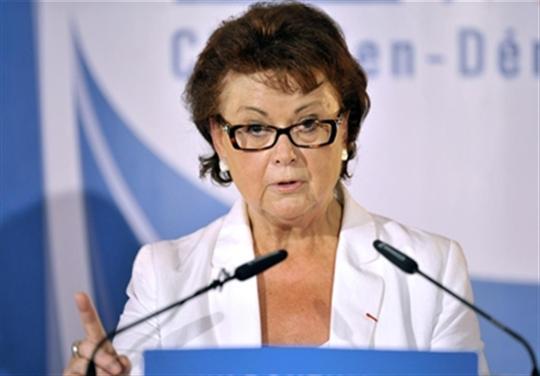 Présidentielle 2012 : Christine Boutin propose un « revenu de base »