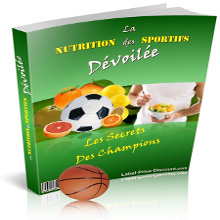 Avoir une nutrition sportive optimale