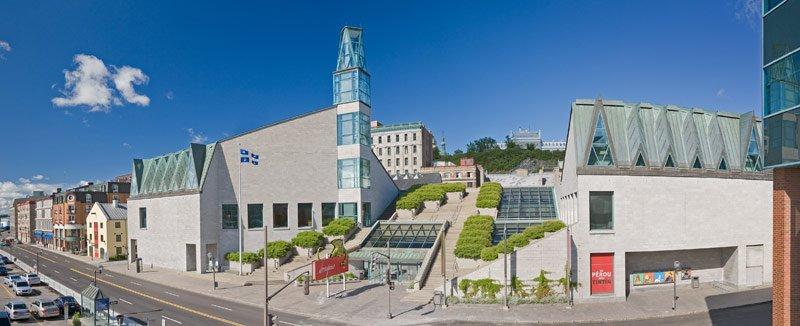 Le restaurant du Musée de la civilisation de Québec…  une vitrine de classe internationale pour la mise en valeur des produits et du savoir-faire québécois.