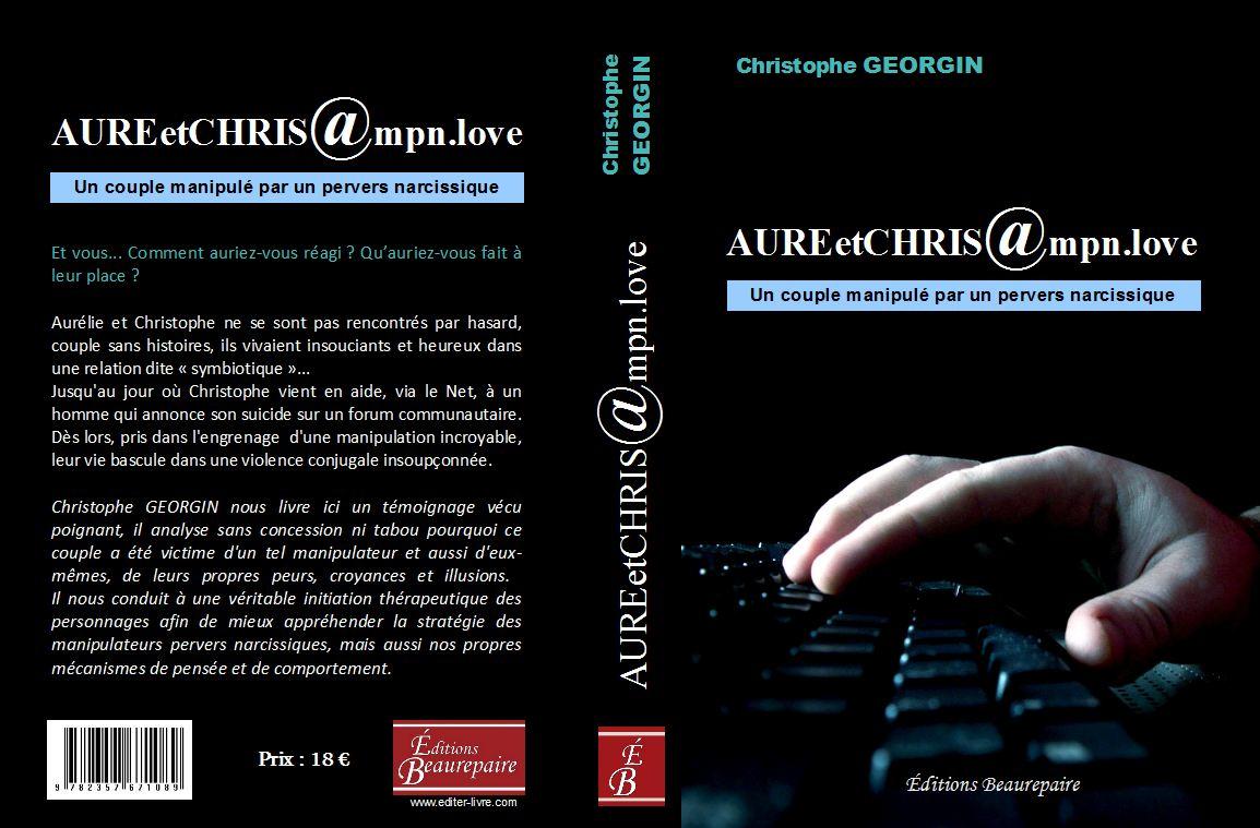 SORTIE DU ROMAN: AUREetCHRIS@MPN.LOVE