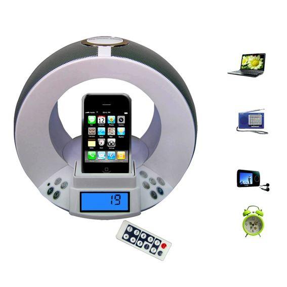 Notre e-boutique avec toutes les stations d'accueil pour iPhone