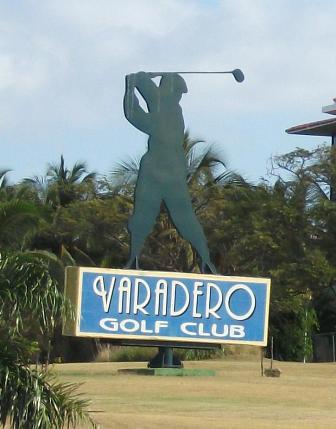 CLUB DE GOLF VARADERO À CUBA