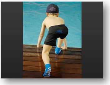 Chausson piscine : évitez les verrues plantaires et mycoses !