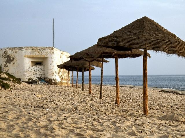 Port El Kantaoui complexe d'appartements à 100m de la plage, du terrain de golf, de la Marina