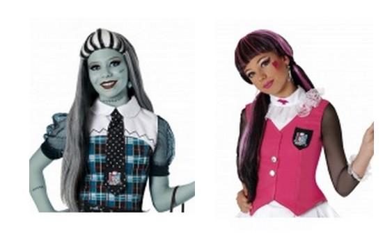 Retrouvez toutes les idées déguisements pour Halloween 2012!