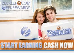 zeekrewards- travail à domicile très payant