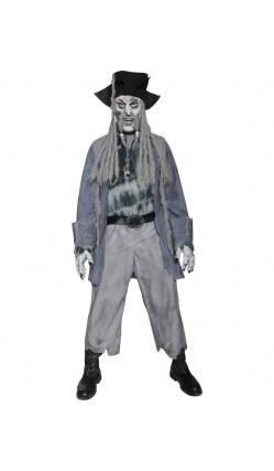 Zombie mania : le déguisement mort vivant revient pour Halloween 2012