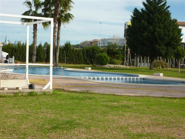 A vendre appartement avec vue sur les Salinas en Espagne Costa Blanca Torrevieja