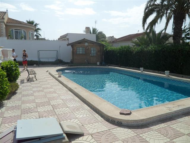 Pour vos vacances villa espagne Costa Blanca Ciudad Quesada annonce immobilière de vente