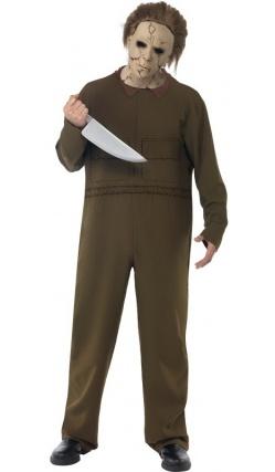 Michael myers : une idée de déguisement et masque pour Halloween 2012