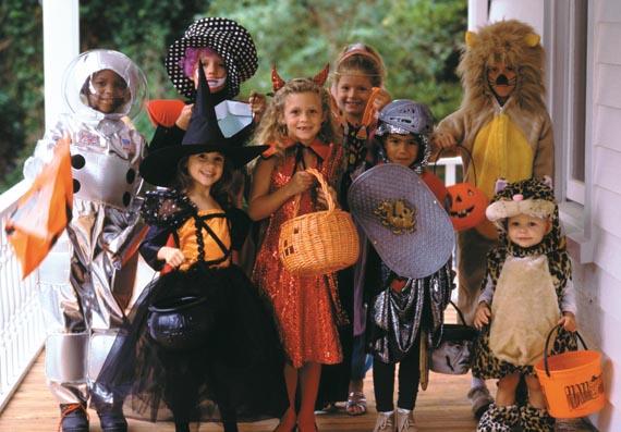 idée de déguisement et décoration pour Halloween 2012 avec Ruedelafete.com