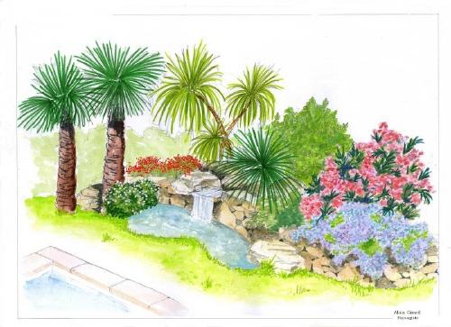 Dessiner les paysages Naturels: