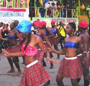 Le carnaval national sera célébré en 2013 au Cap