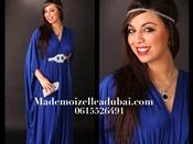 Vente en ligne Robe soirée de Dubaï : abaya, caftan, djellaba, hijab, sari, zawaj, robe arabe