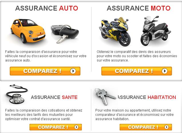 Un comparateur d'assurance, un outil utile pour faire des économies !