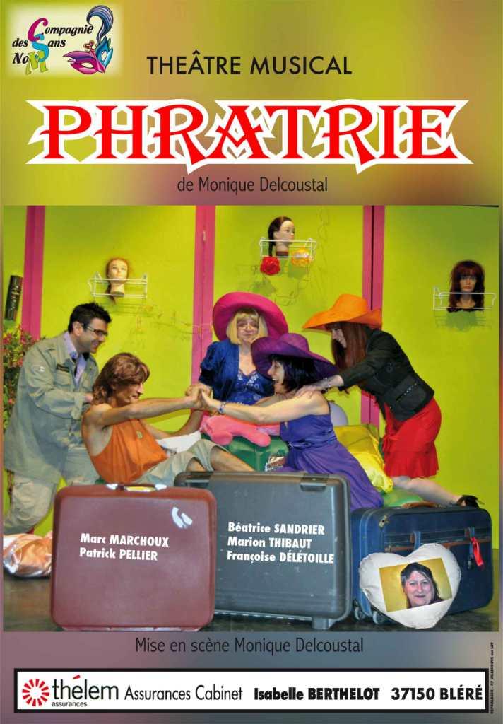 Avec La Compagnie des Sans NoM c'est une histoire de Phratrie !