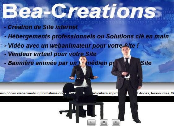 Un acteur ou actrice sur votre site internet ?!