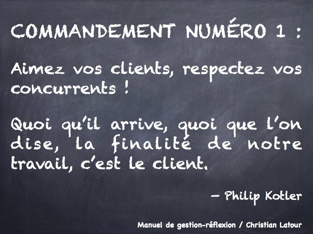 Les 9 commandements du marketing 3.0… selon Philip Kotler, le père du marketing moderne.