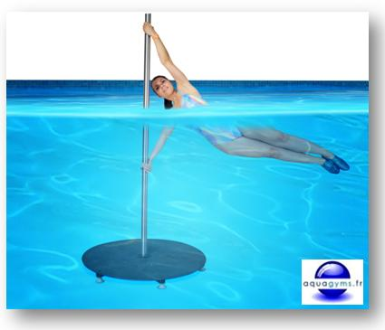 Aqua jumping barre, la nouvelle discipline sportive en piscine