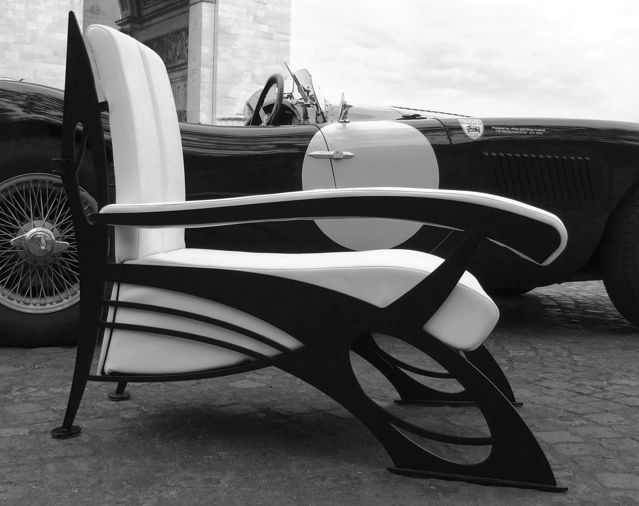 Escalier et Mobilier Design Art Nouveau – La Stylique