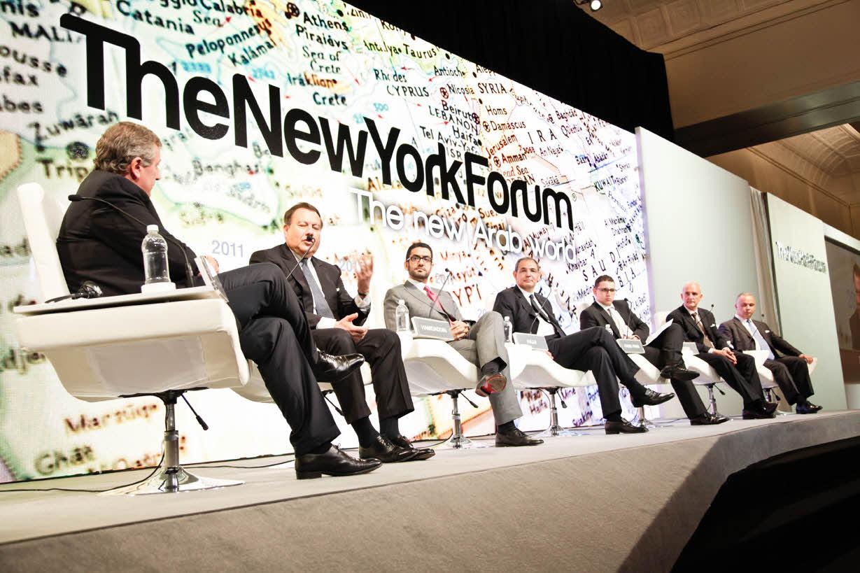 New York Forum Africa : Richard Attias célèbre Mandela