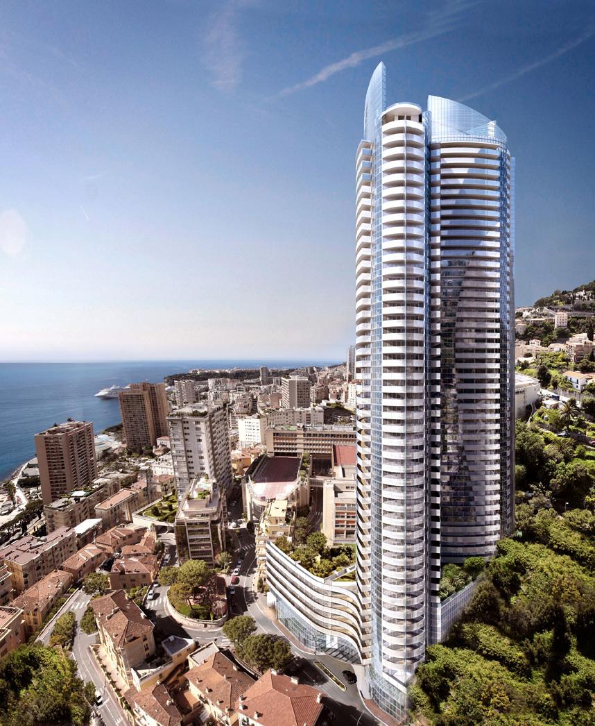 Le groupe Marzocco redéfinit les standards du luxe monégasque