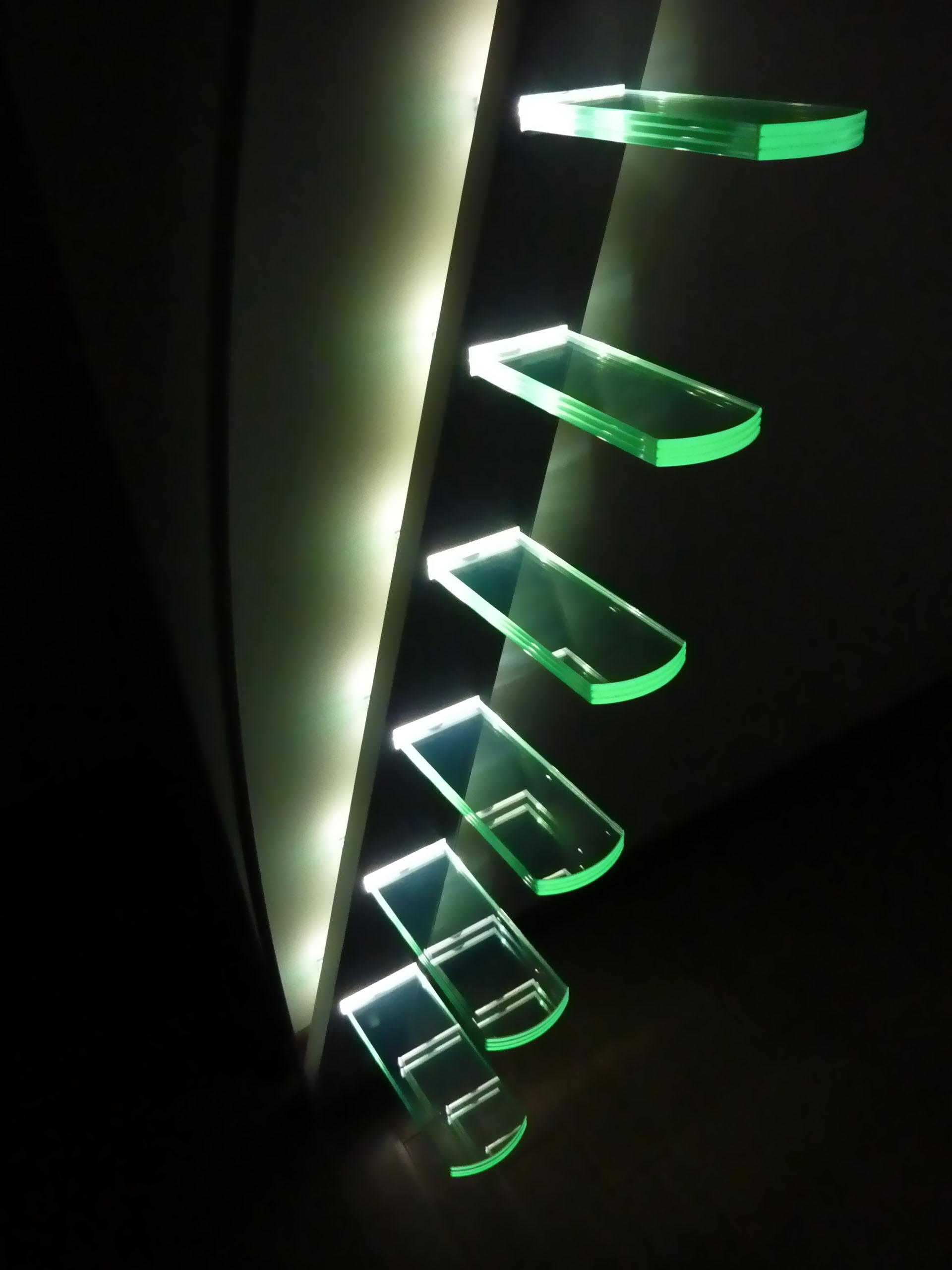 Escalier Mezzanine Design par La Stylique