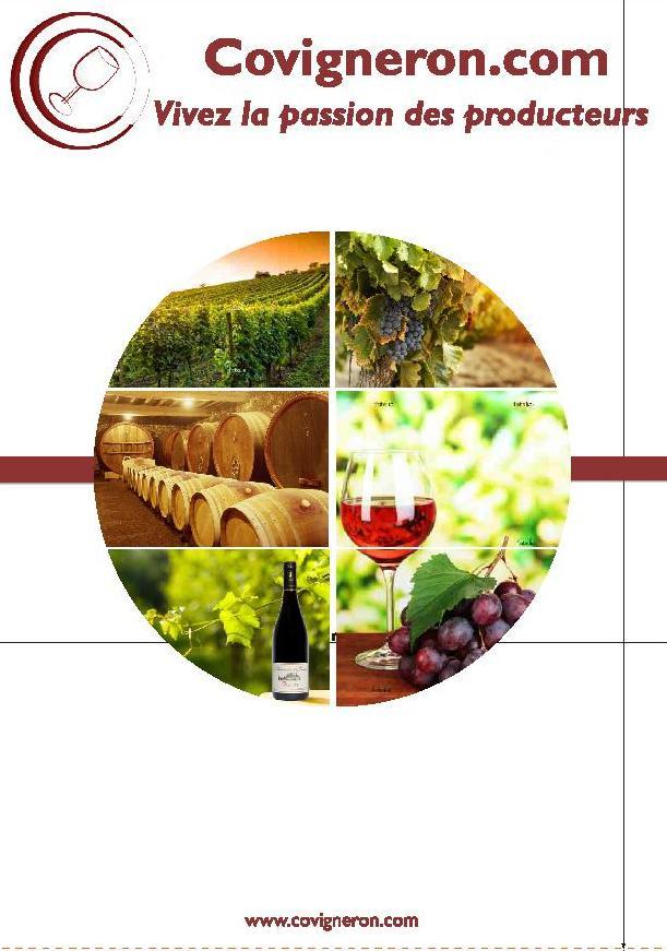 Programme ou Pass Covigneron, la cadeau orginal pour tout amateur de vin.