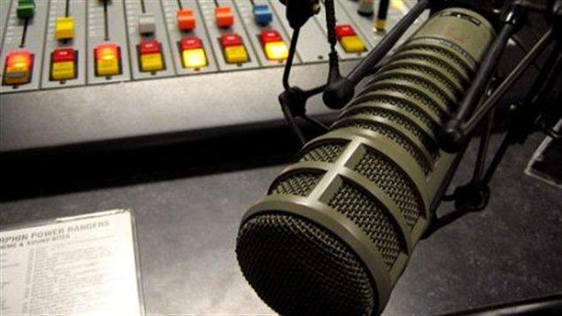 Cours d'animation radio et télévision