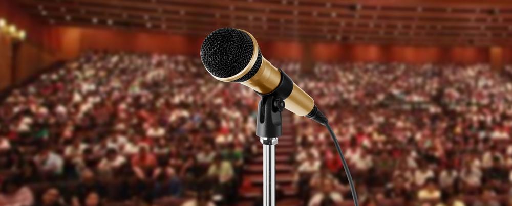 Parler en public, trucs et conseils