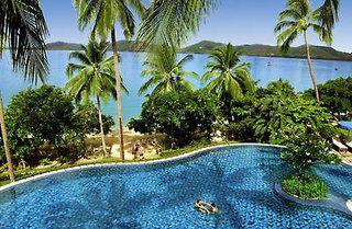 Zoom sur l'Hôtel Panwa Beach Resort 4*